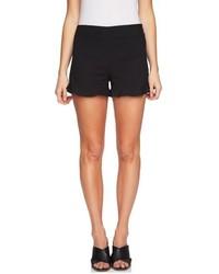1 STATE Ruffle Hem Shorts