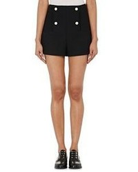 Balenciaga Sailor Shorts Black