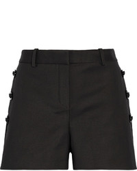 Versace Stretch Cotton Poplin Shorts