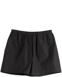 Jil Sander Theodor Cotton Shorts