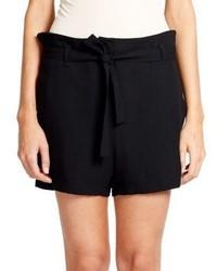 Ann Demeulemeester Tie Waist Shorts