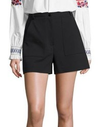 Tibi Urban Stretch Shorts