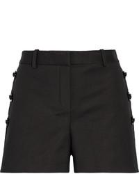 Versace Stretch Cotton Poplin Shorts