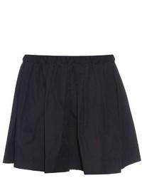 Marc Jacobs Wide Leg Cotton Shorts