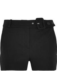 Balenciaga Wool Twill Shorts
