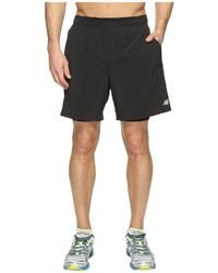New Balance Woven 2 In 1 Shorts Shorts