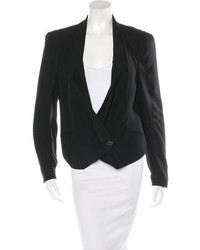 Rebecca Minkoff Silk Dual Pocket Blazer W Tags