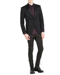 $1,530, Etro Tailored Blazer With Satin Lapels