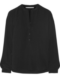 Stella McCartney Eva Silk Crepe De Chine Blouse It44
