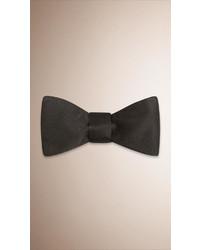 Burberry Silk Self Tie Bow Tie