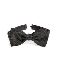 John Varvatos Solid Silk Bow Tie