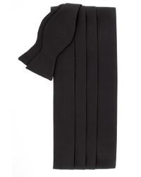 Black Silk Bow-tie