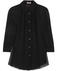 8a88cad82 Acne Studios Adeline Silk Chiffon Shirt Acne Studios Adeline Silk Chiffon  Shirt Out of stock · Acne Studios Adare Sheer Silk Blouse