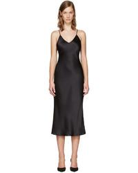 Protagonist Black 60 Classic Slip Dress