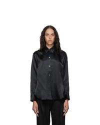 Arch The Black Silk Shirt