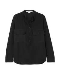 Stella McCartney Estelle Silk De Chine Shirt