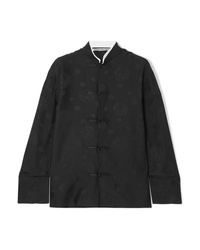 Alexander Wang Silk Jacquard Shirt