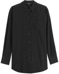 DKNY Silk Shirt