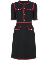 Gucci Web Detail Dress