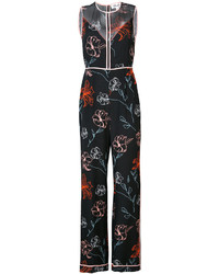 Diane von Furstenberg Sleeveless Tailored Jumpsuit