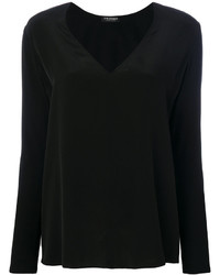 Twin-Set Long Sleeved T Shirt