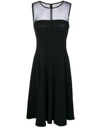 Emporio Armani Classic Midi Dress
