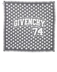 Givenchy 74 Square Silk Scarf