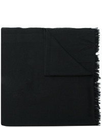 Valentino Garavani Long Raw Edge Scarf
