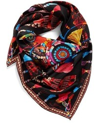 Tassel rhapsody silk scarf medium 963860