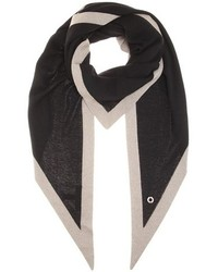 Loro Piana Twice Cashmere And Silk Scarf