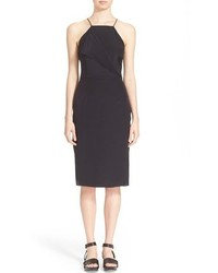 Tomas Maier Silk Sheath Dress