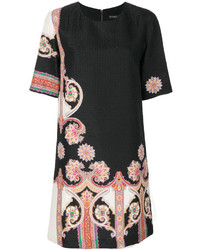Etro Patterned Shift Dress
