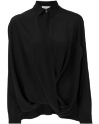 Moschino Crossover Draped Shirt