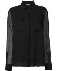 Tom Ford Georgette Shirt