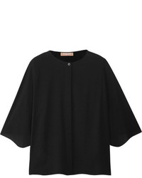 Michael Kors Michl Kors Collection Silk Shirt Black