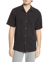 Tommy Bahama Tahitian Border Classic Fit Silk Shirt