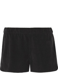 Equipment Landis Washed Silk Shorts