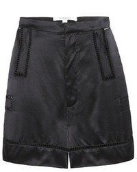 Givenchy Silk Shorts