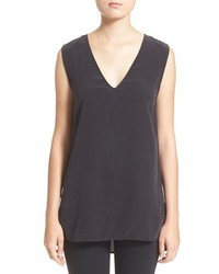 Equipment Otis Sleeveless Silk Top