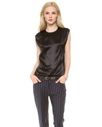 Acne Studios Rasa Satin Blouse