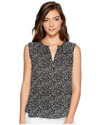 Rebecca Taylor Sleeveless Sweet Briar Top Sleeveless