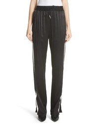 Burberry Tanley Silk Track Pants