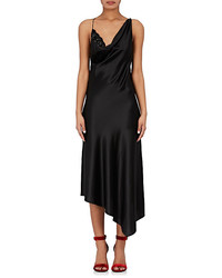 Altuzarra Moonshine Silk Blend Embellished Dress