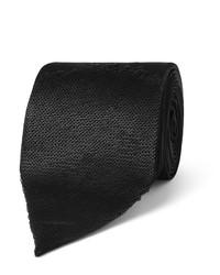 Alexander McQueen 8cm Sequinned Silk Tie