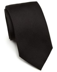 Saks Fifth Avenue Collection Solid Silk Tie
