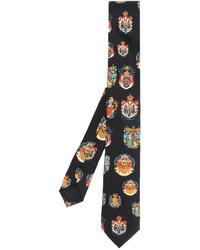 Heraldic sicilia tie medium 5054047