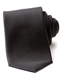 Hugo Boss Boss Silk Black Tie