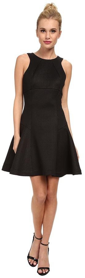 31513a8e3084 ... Black Skater Dresses Ted Baker Cidia Skater Skirt Sleeveless Dress ...