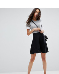 Asos Tall Asos Tall Mini Skater Skirt With Pockets