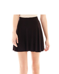 jcpenney Decree Knit Skater Skirt